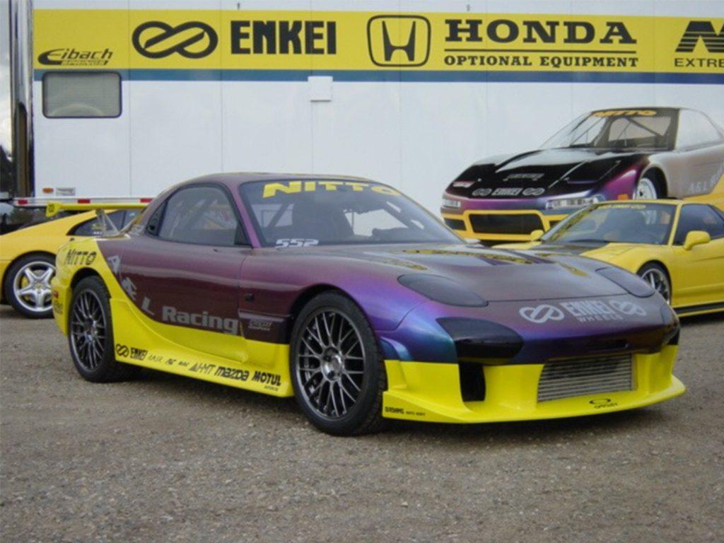 Adam Saruwatari's fabled Mazda RX-7