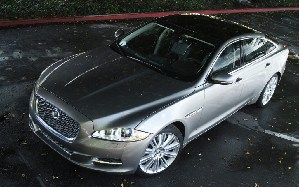 2011 Jaguar XJ; budget luxury car
