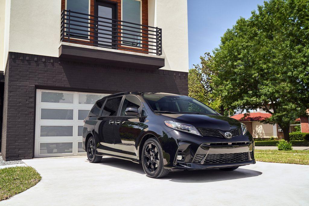 2020 Toyota Sienna Nightshade