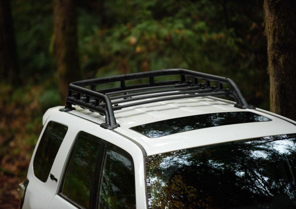 2021 Toyota 4Runner TRD Pro roof rack