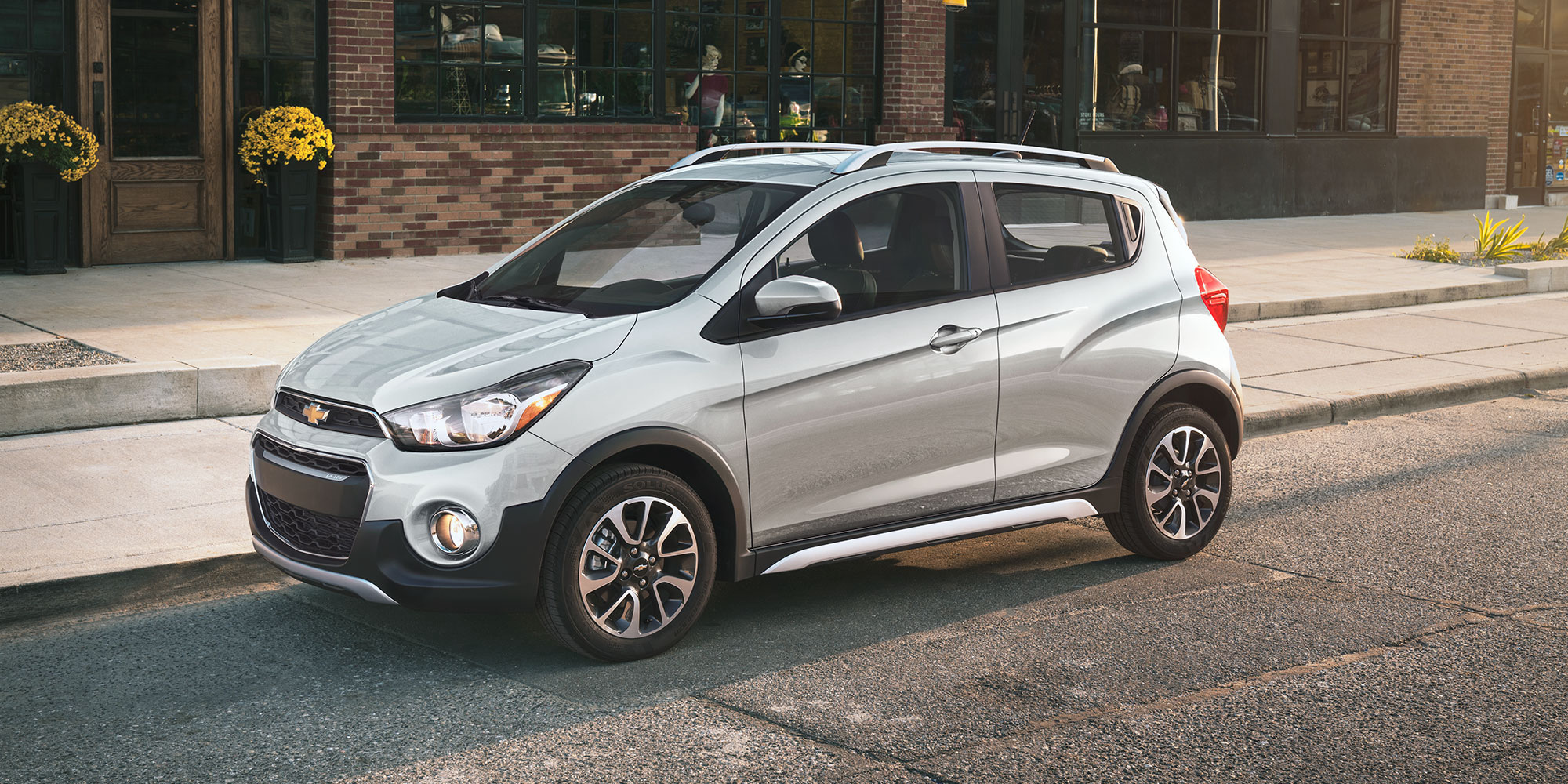 Don't Expect the 2021 Chevy Spark to Come With Standard ...