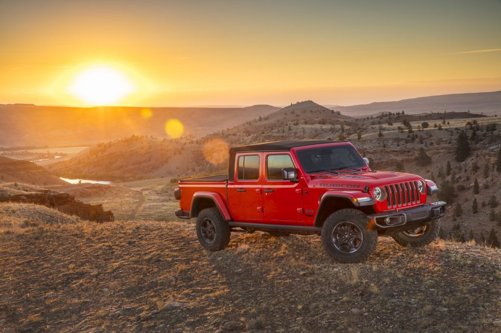 The 2021 Jeep Gladiator Rubicon beat out Ford in Consumer Reports' truck rankings