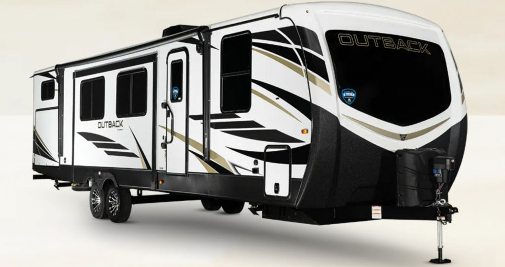 2021 Outback 342CG travel trailer by Keystone RV