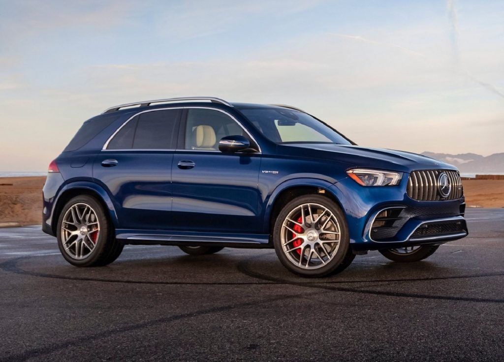 This 2021 Mercedes-Benz SUV Already Beat out the Competition
