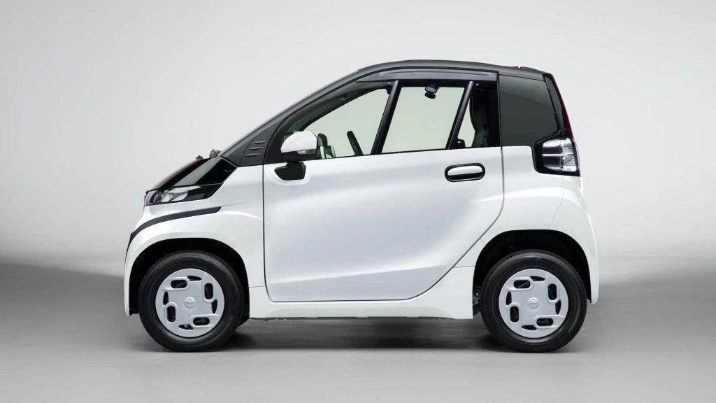 Toyota C+pod city car