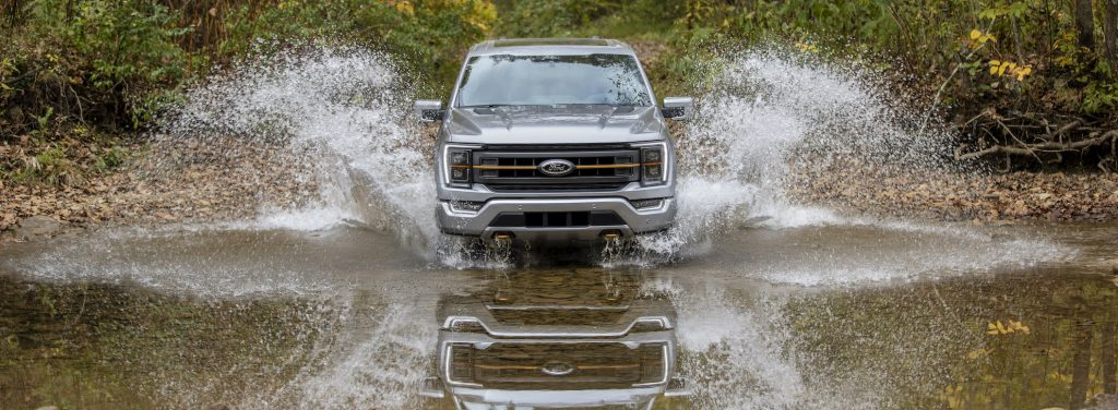 2021 Ford F-150 Tremor