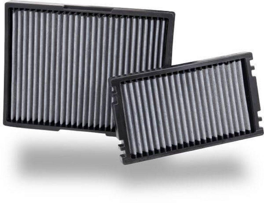 Two K&N cabin air filters