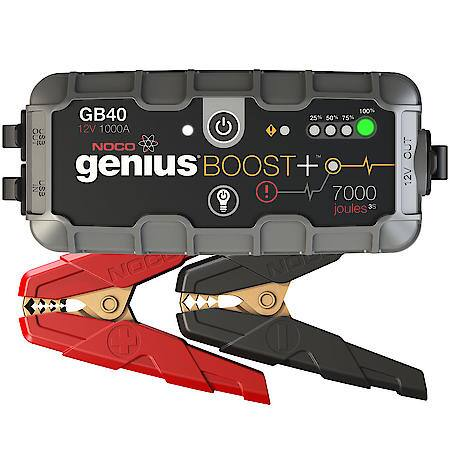 NOCO Genius Boost Plus