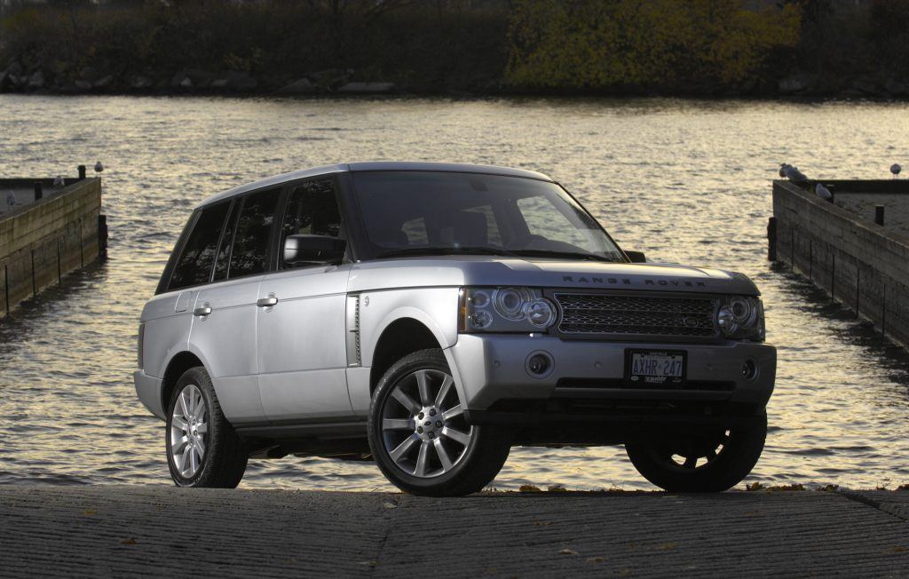 2010 Range Rover; Budget Luxury car