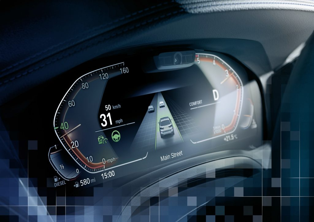 BMW Driving Assistant | BMW