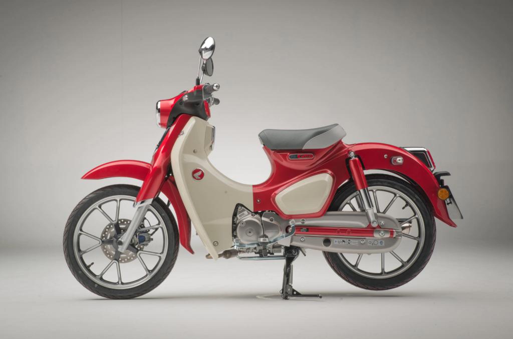 The 2021 Honda Super Cub