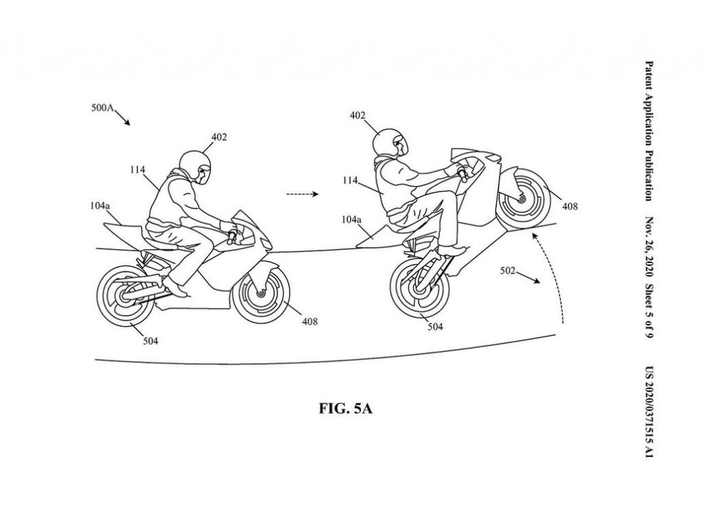 The schematic for a mind-controlled wheelie