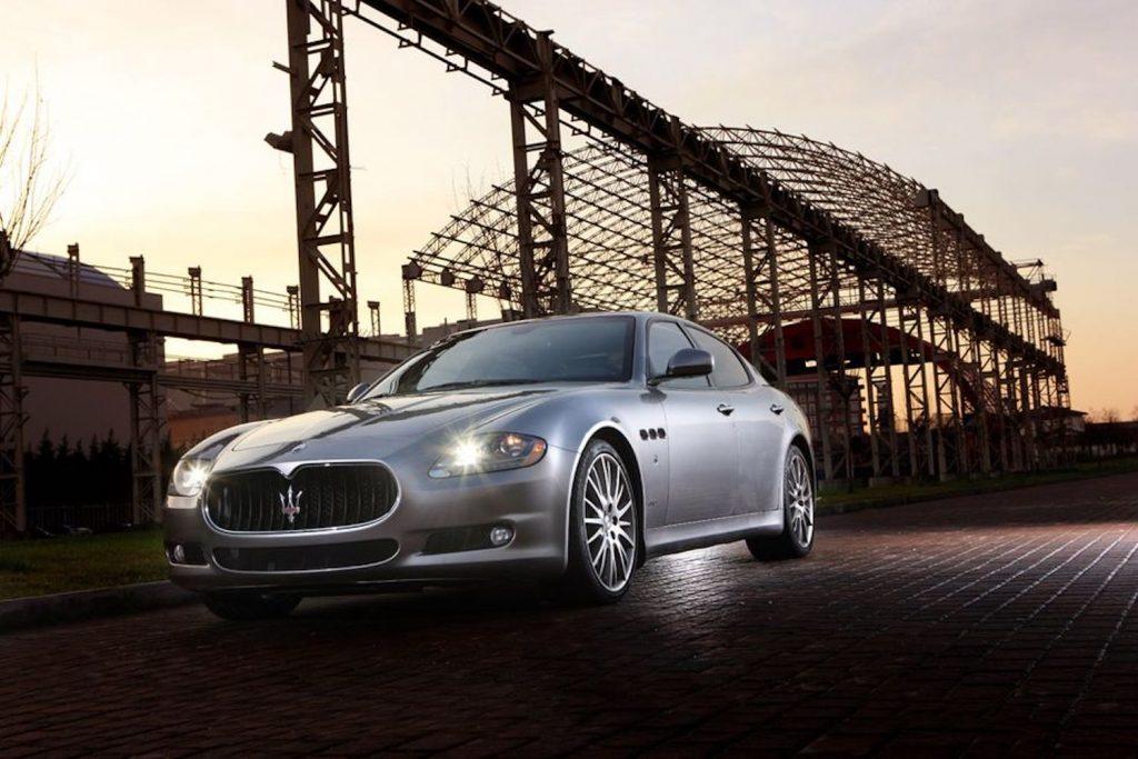 Maserati Quattroporte: Budget luxury car