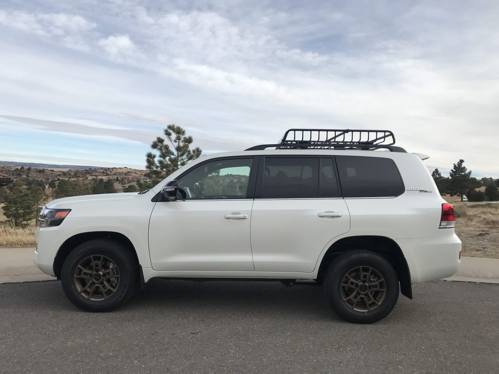 2021 Toyota Land Cruiser | Joe Santos