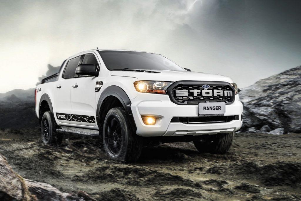 2020 Ford Ranger Storm