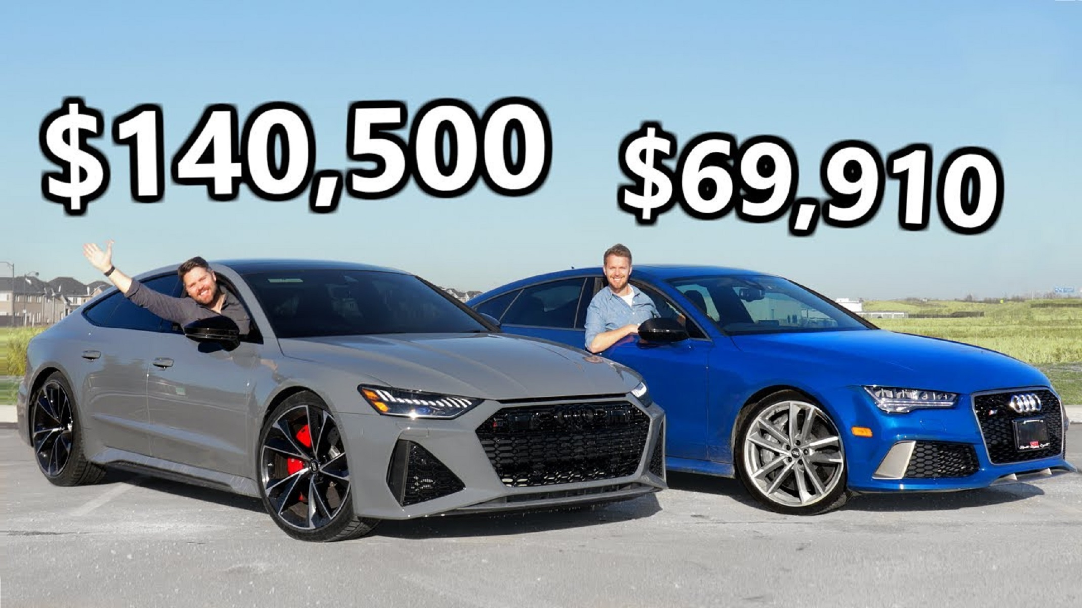 What S A Bargain Version Of A 2021 Audi Rs7 A 2016 Rs7