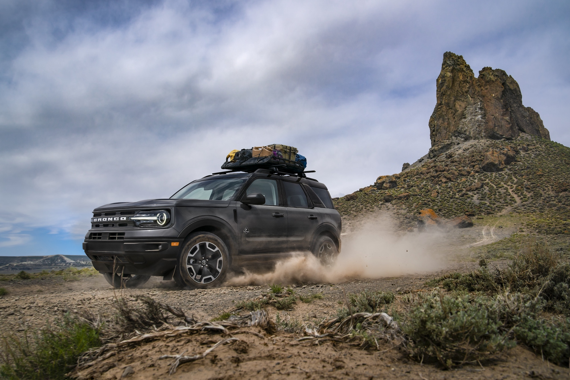 The 2021 Ford Bronco Sport Outer Banks Stops Just as Good ...
