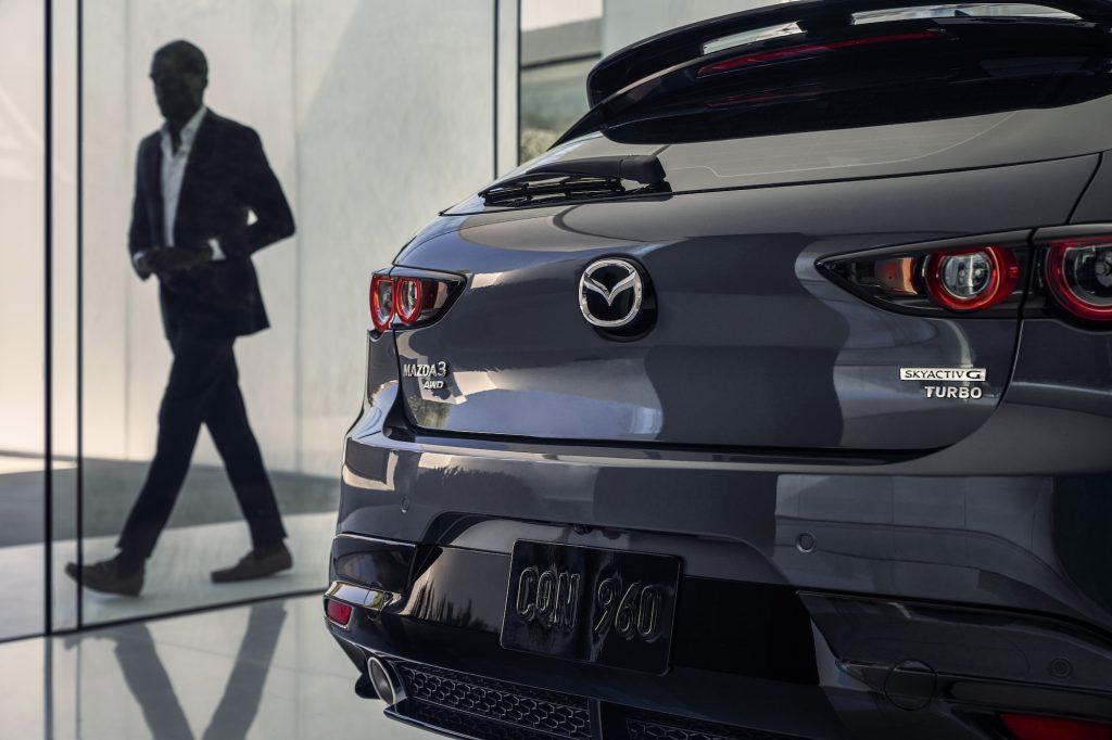 2021 Mazda 3 Turbo | Mazda