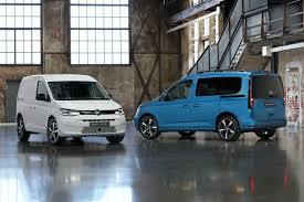 America Needs The 2021 VW Caddy 5 Van/SUV