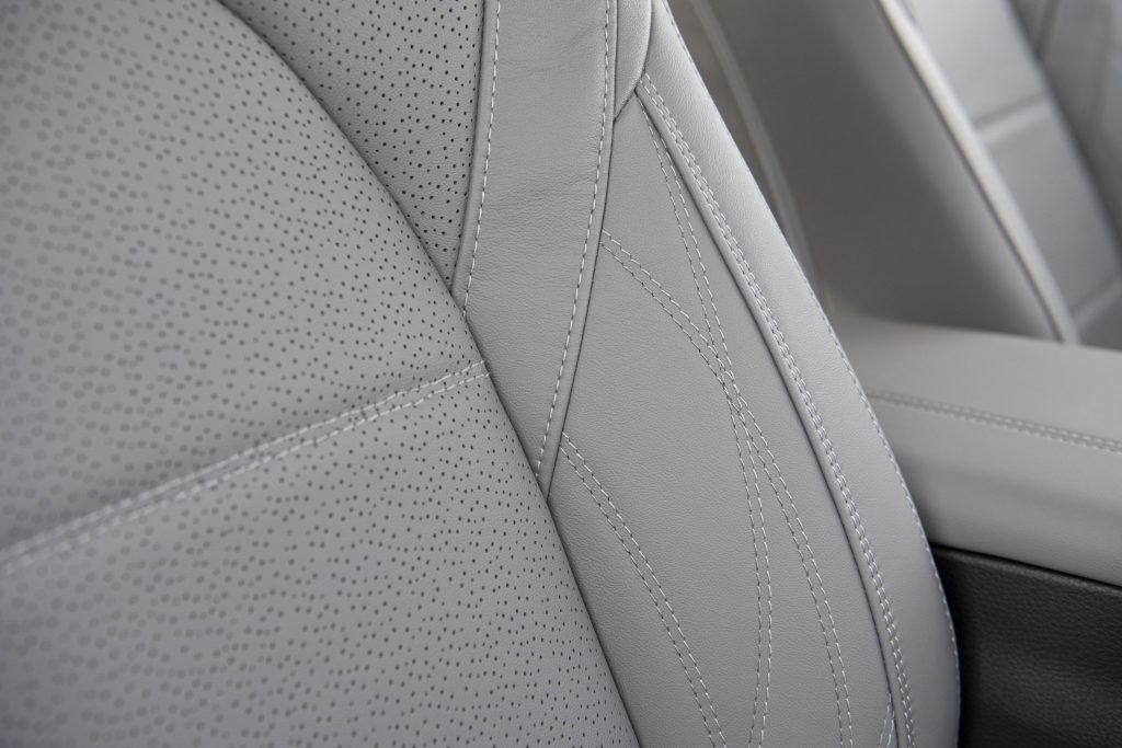 2021 Toyota Avalon Limited Leather Interior