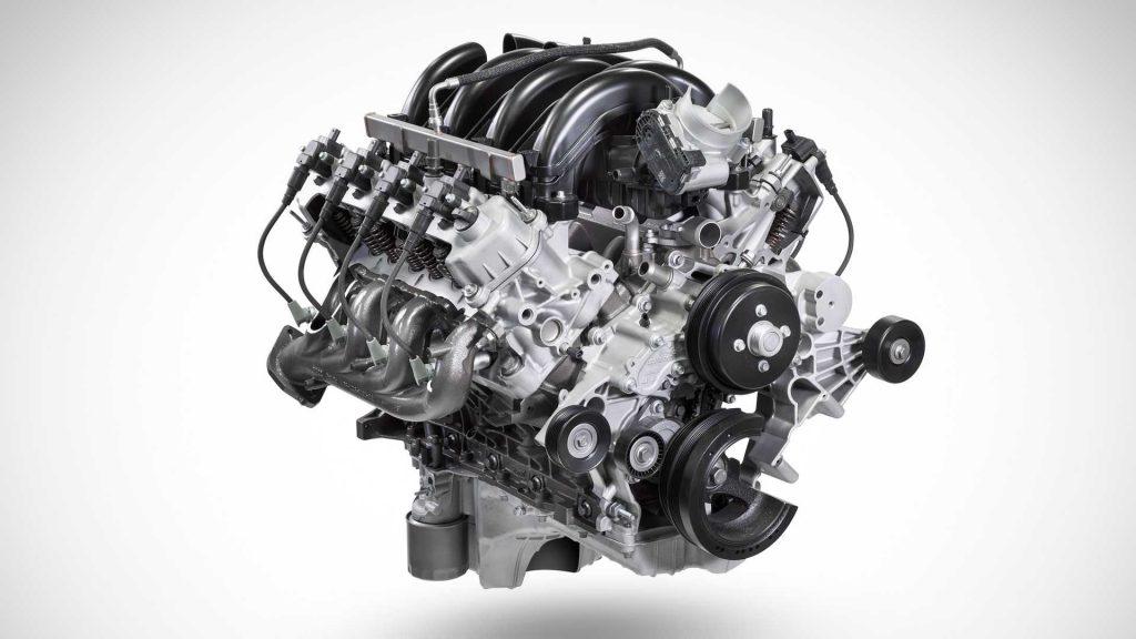 2020 Ford Super-Duty 7.3-liter 'Godzilla' V8