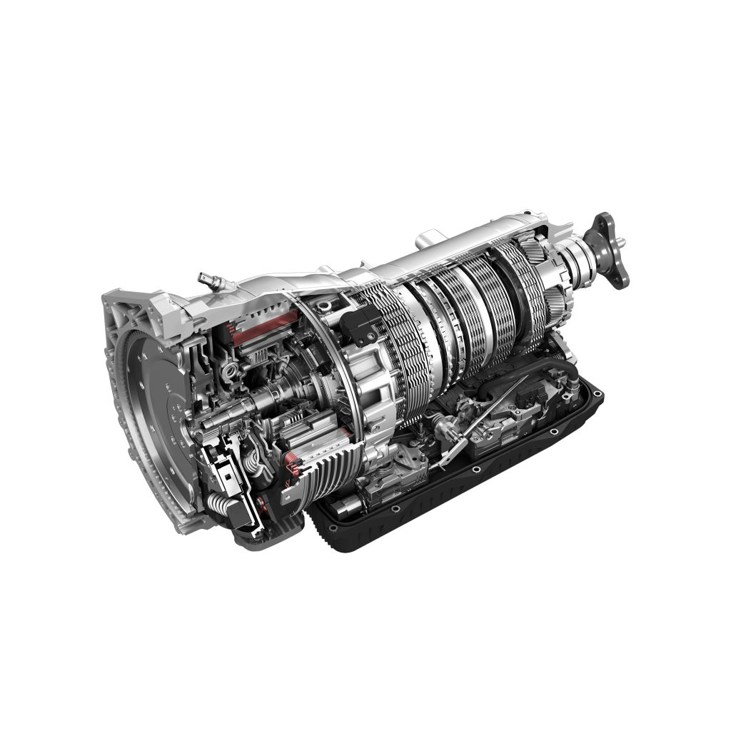 ZF 8HP Transmission
