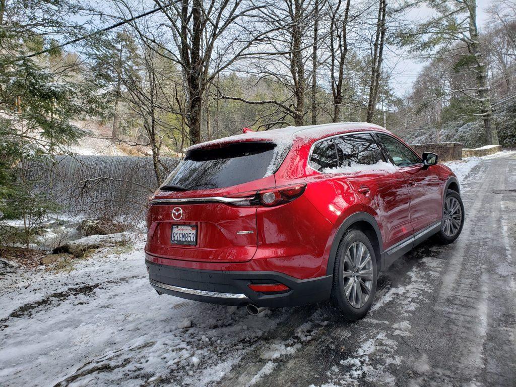 2021 Mazda CX-9 Signature AWD | Rob Corn