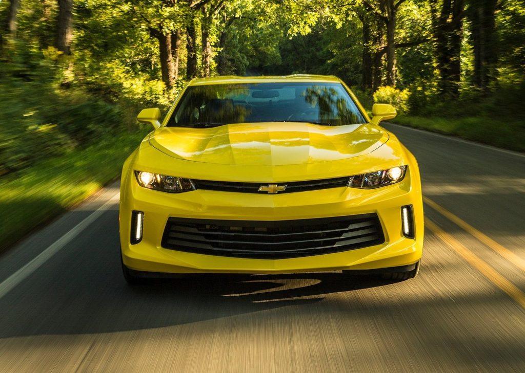 2017 Chevrolet Camaro | Chevrolet