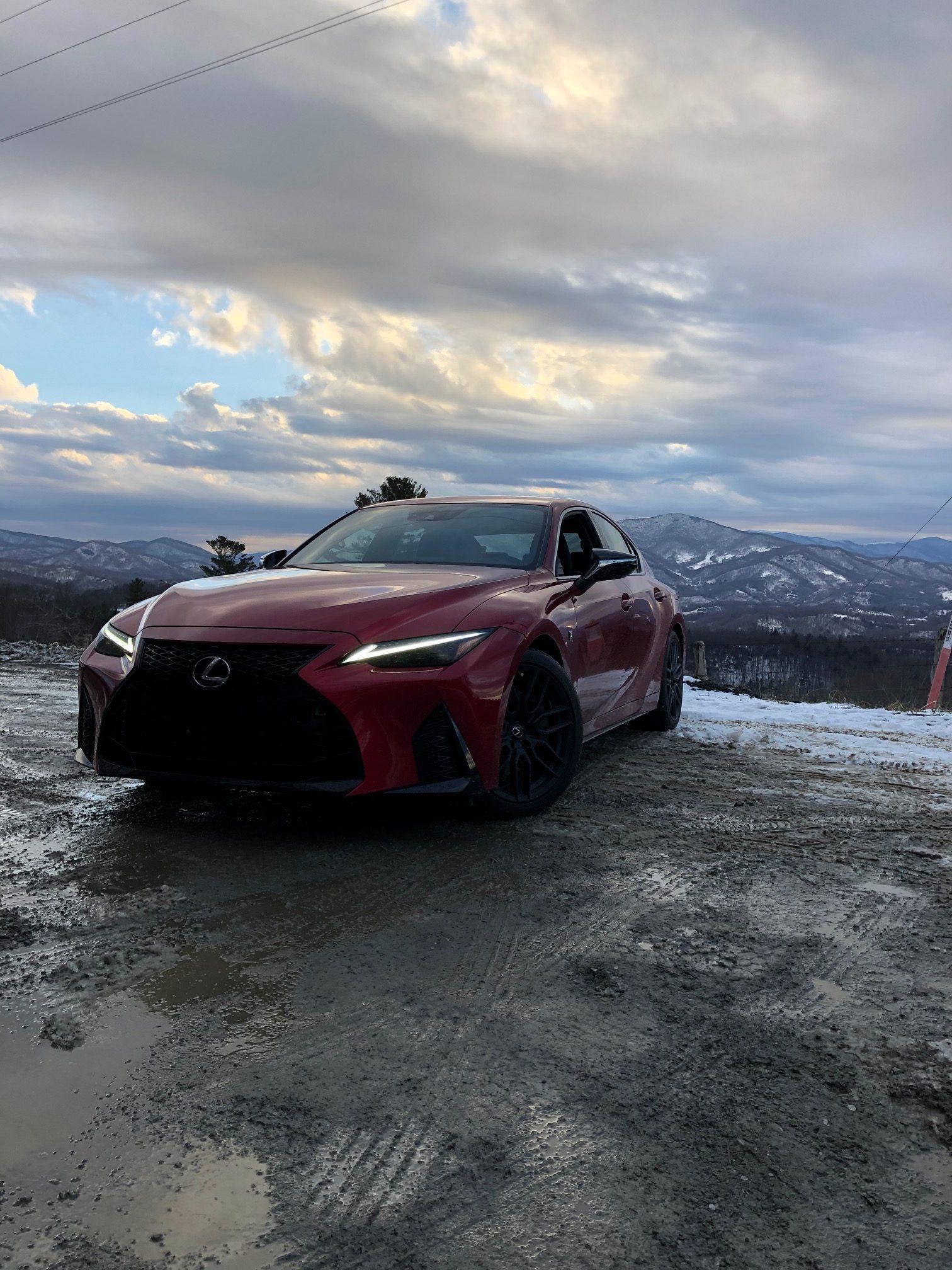 Sports Car Lexus