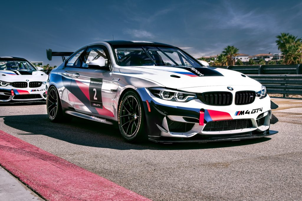 BMW M4 GT4 Experience and BMW Performance Center | BMW