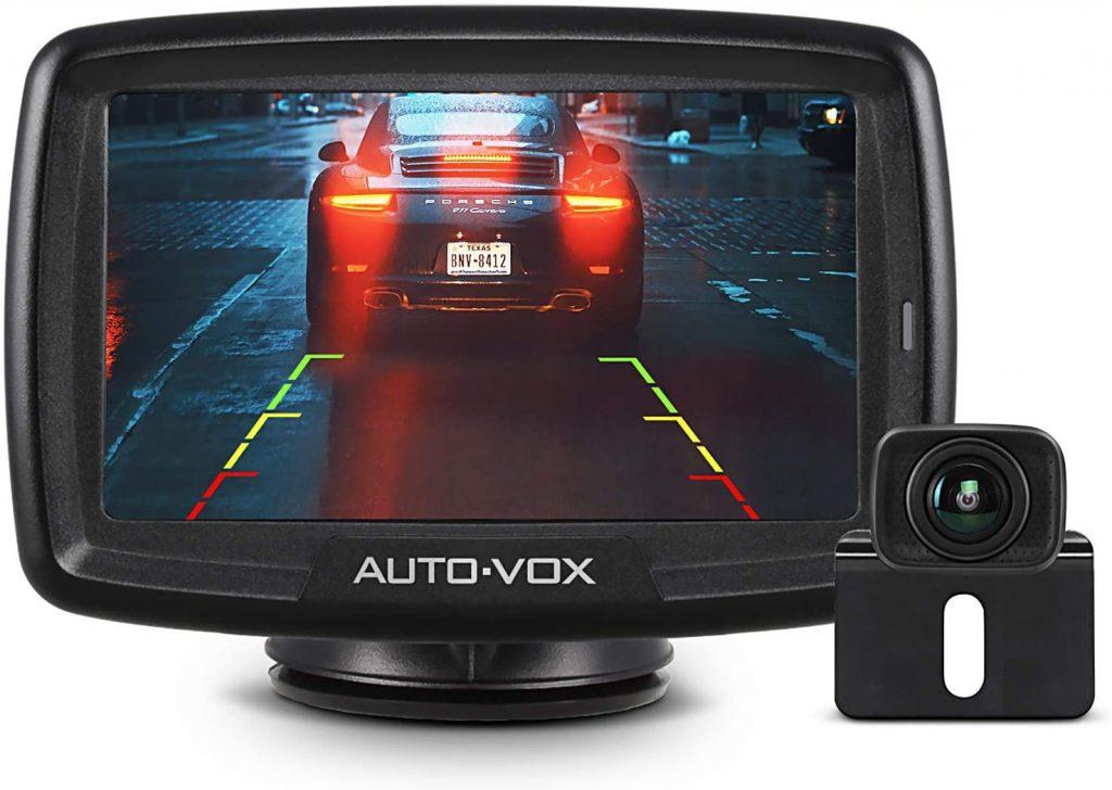 Auto Vox CS2 Camera System