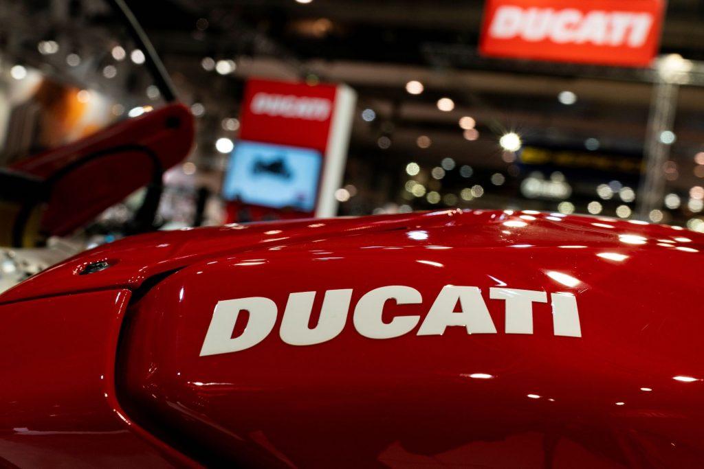 Ducati raided by the FBI