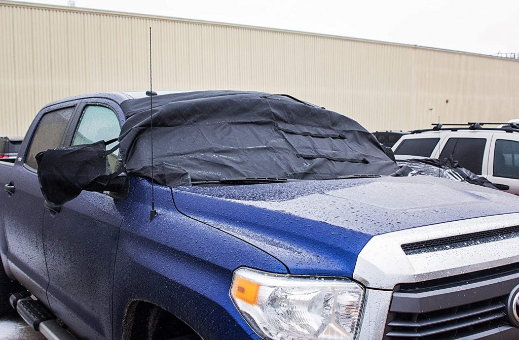 Oxgord windshield cover
