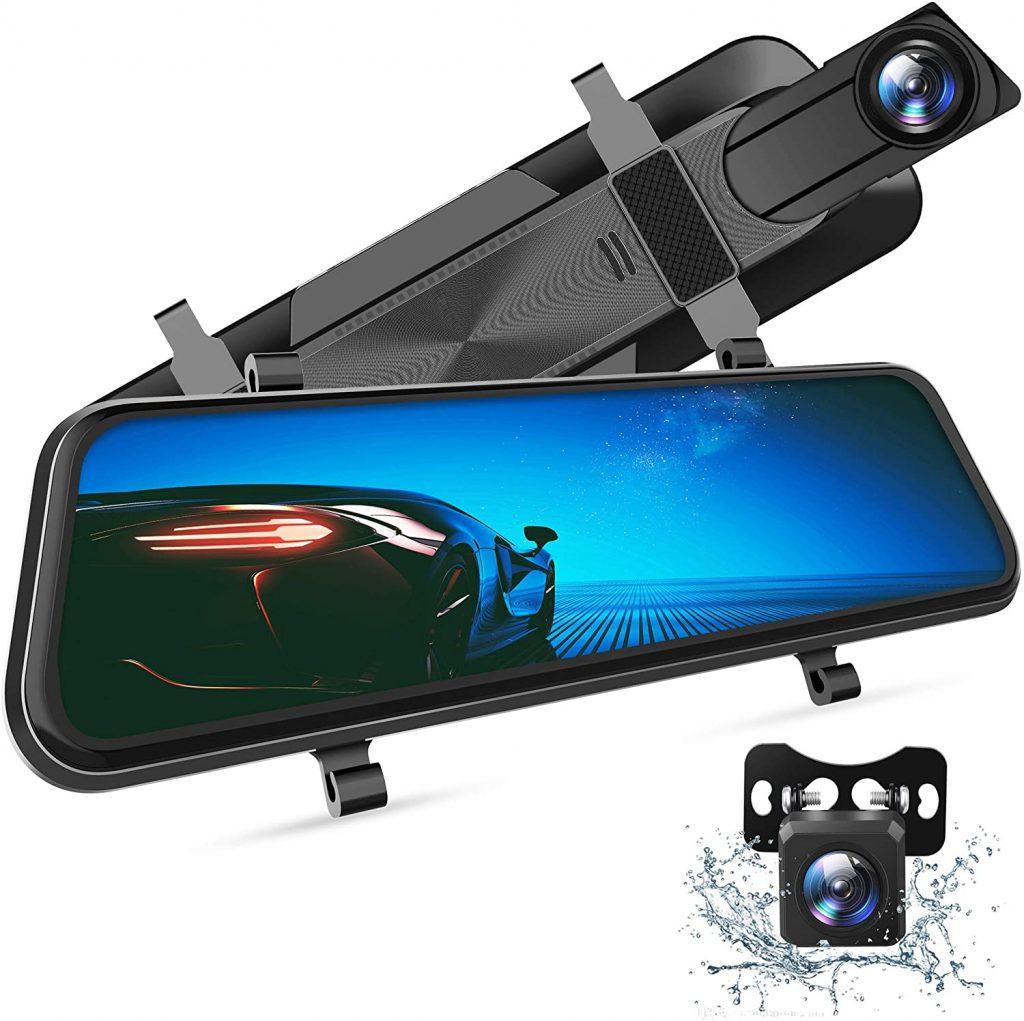 VanTop H610 Mirror Dash Cam Rearview system