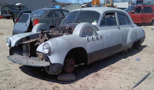 1949 Buick Roadmaster Sedan