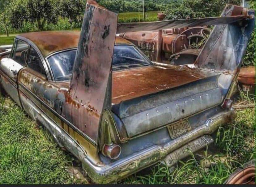 1957 Plymouth Superbird