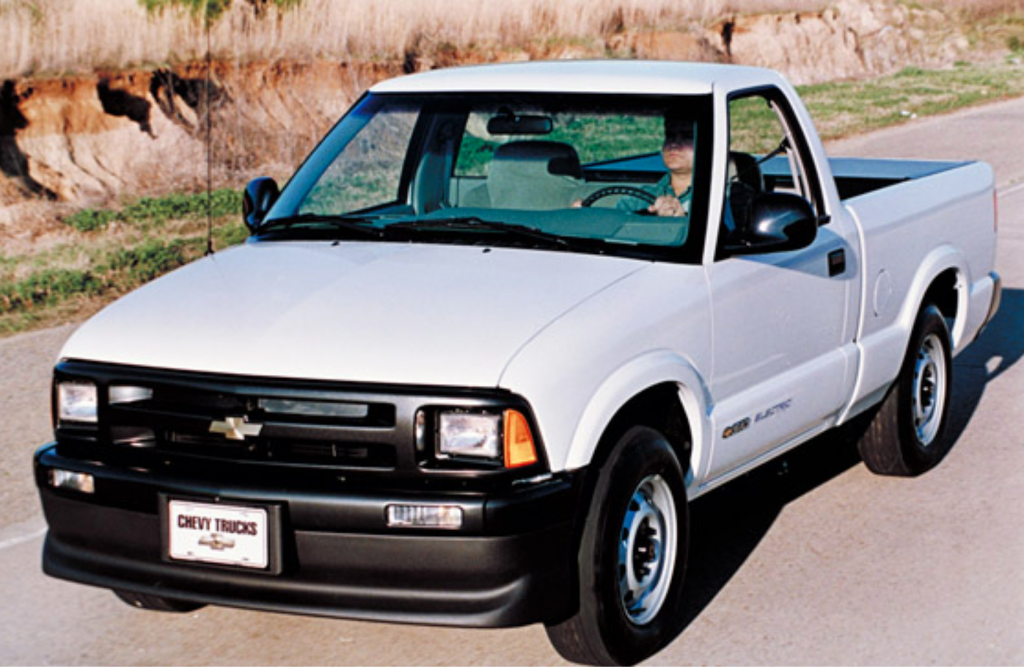 1997 Chevy S10 EV | GM