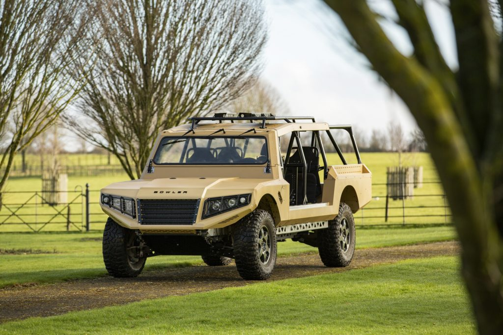 2017 Bowler CSP RIV Military Vehicle Concept | RM Sothebys