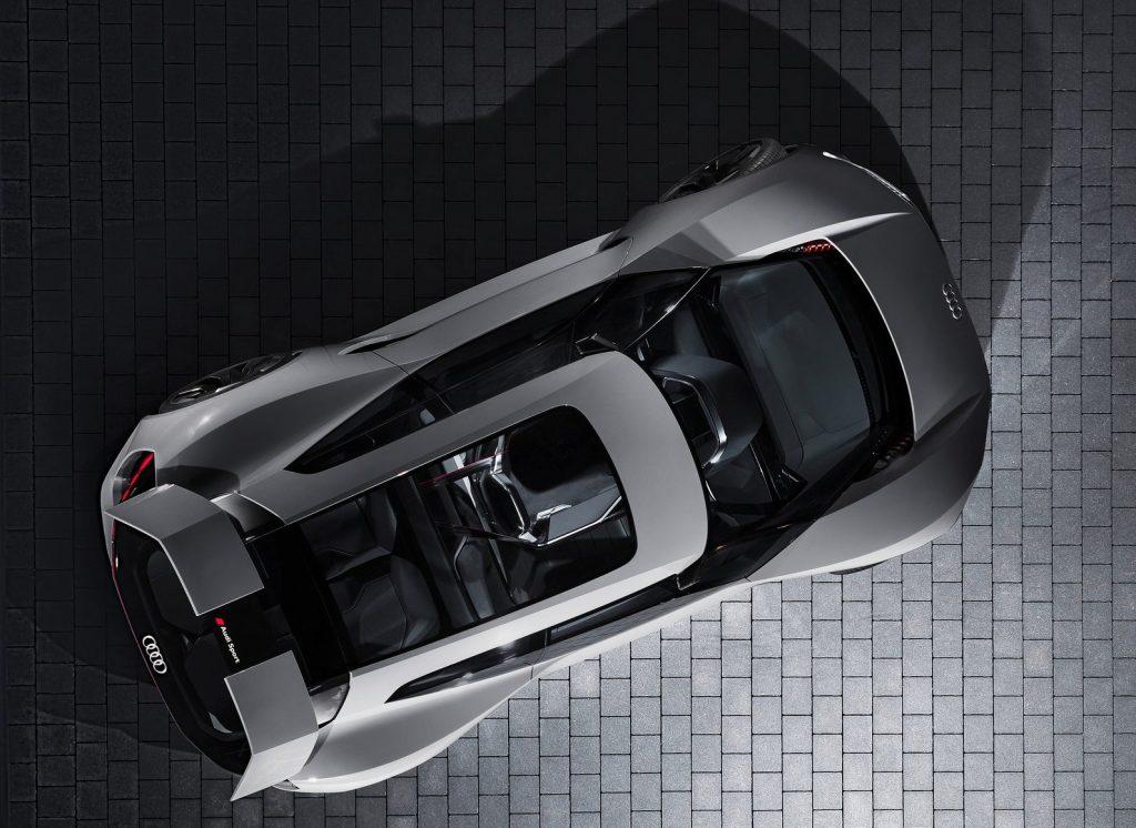 2018 Audi PB18 concept