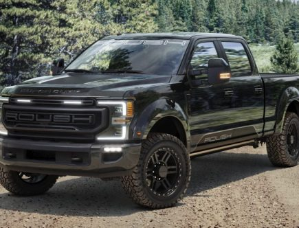 Is the Ford F-250 Roush Worth the Extra Cash?