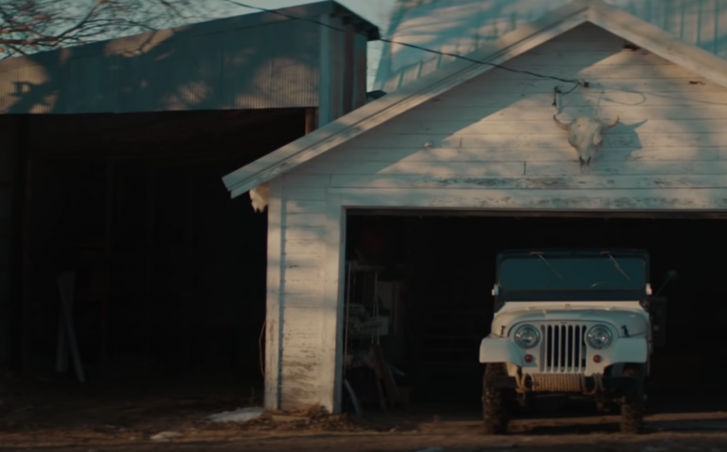 Jeep United commercial with Bruce Springsteen