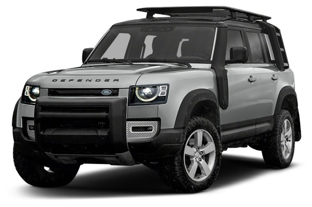 The 2021 Land Rover Defender killed the 2021 Jeep Wrangler ...