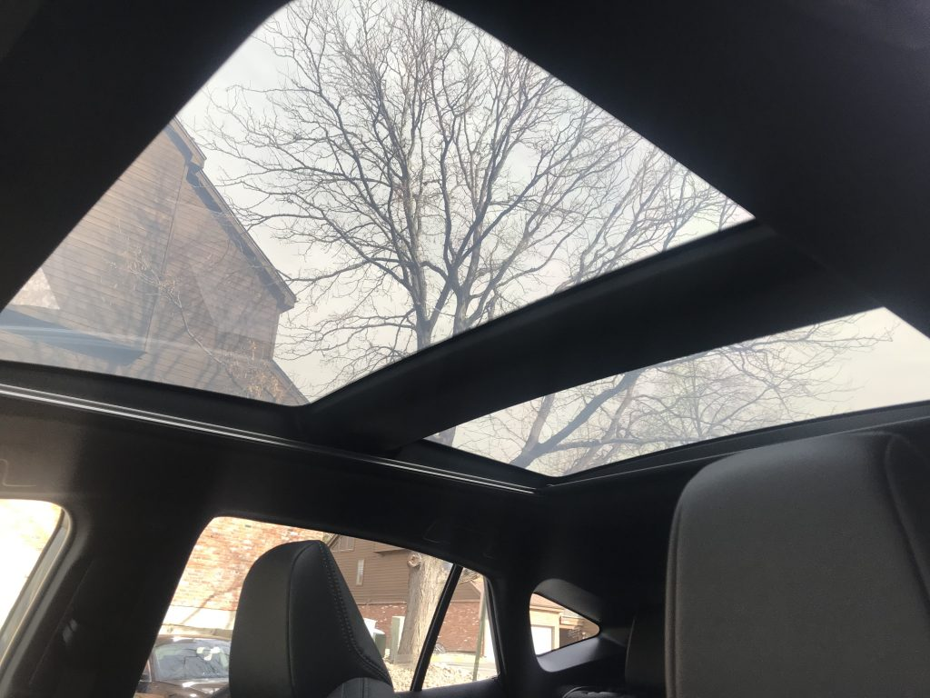 "2021 Toyota Venza Limited Star Gaze Roof ""Clear"""