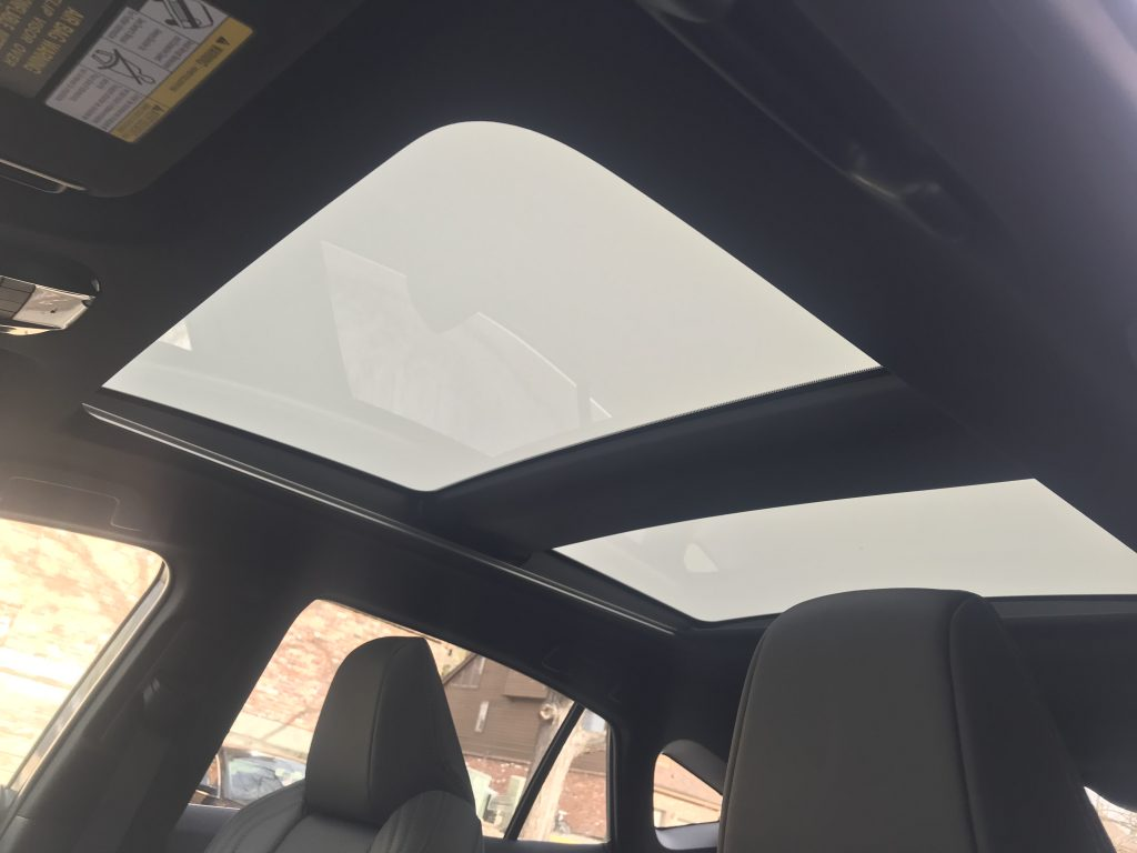 "2021 Toyota Venza Limited Star Gaze Roof ""Frosted"""