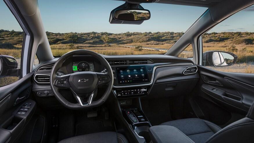 2022 Chevy Bolt EV Interior