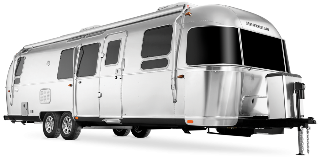 The Airstream Flying Cloud Office
