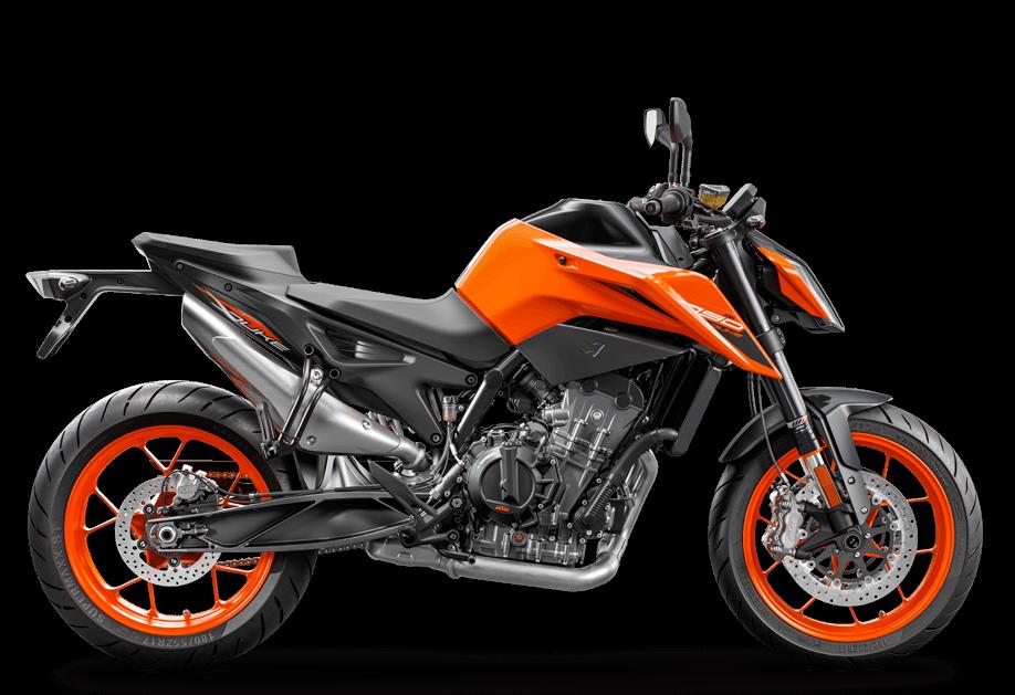 2020 KTM Duke 790