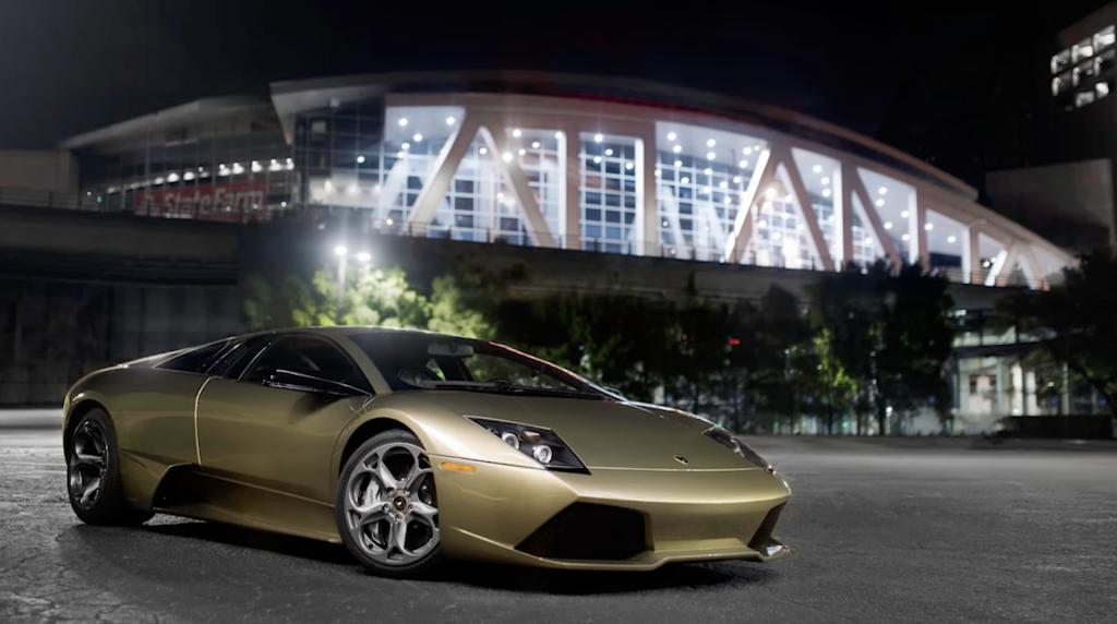 An image of a Lamborghini Murcielago LP640 owned by Ed Bolian.