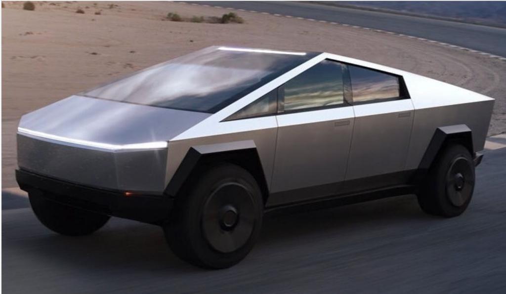 Tesla Cybertruck | Getty