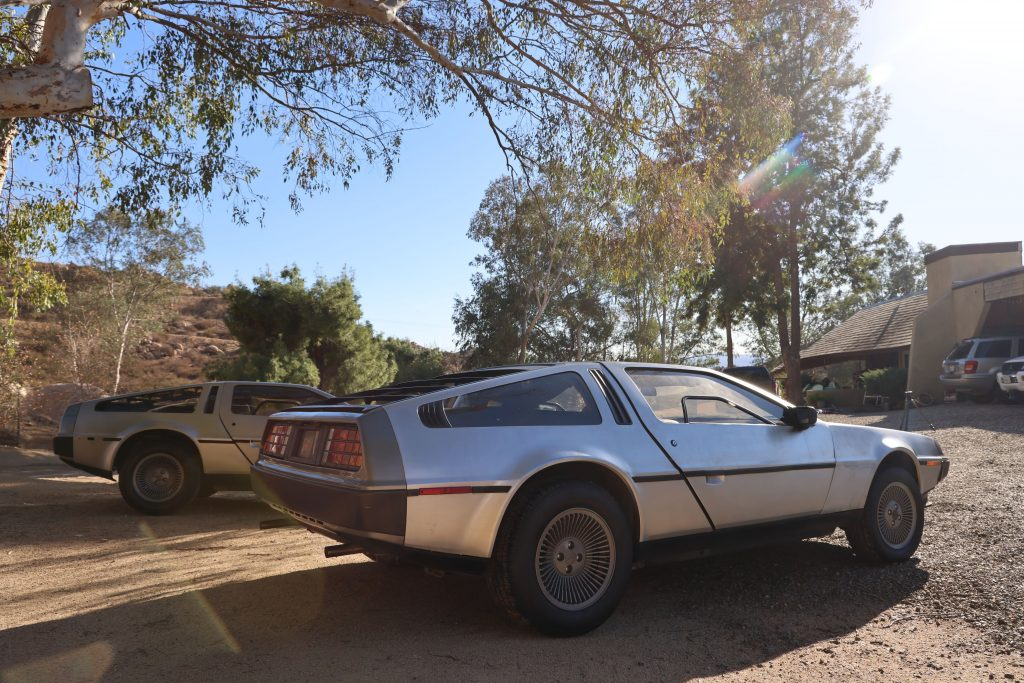 Two new Delorean coupes for sale | Hemmings